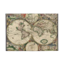 World Map from 1689 iPad Mini Case