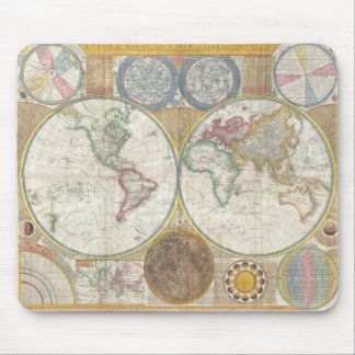 World Map Gifts Mouse Pad