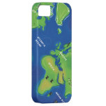 World Map iPhone 5 Cases
