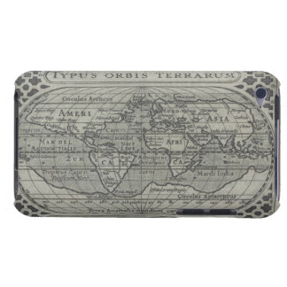 World Map iPod Touch Case-Mate Case