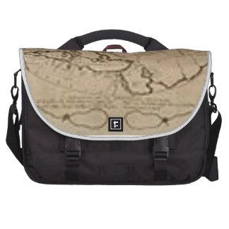 World Map Commuter Bags