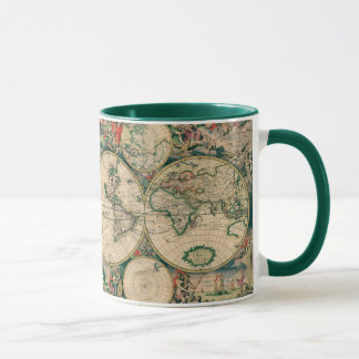 World Map Mug #2