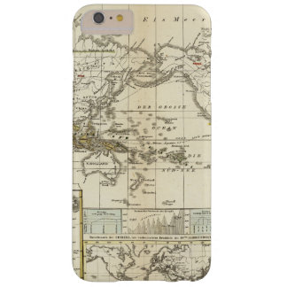 World Map of Diseases Barely There iPhone 6 Plus Case