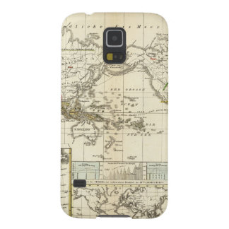 World Map of Diseases Case For Galaxy S5
