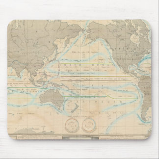 World Map of the Climate Mousepads