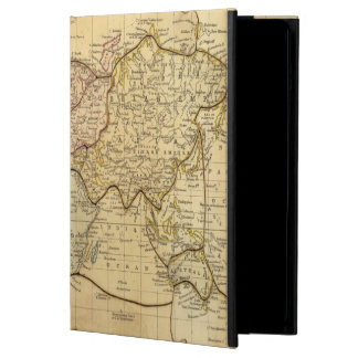 World map on Mercators Projection Case For iPad Air