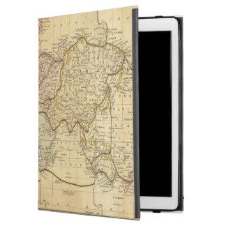 World map on Mercators Projection iPad Pro Case