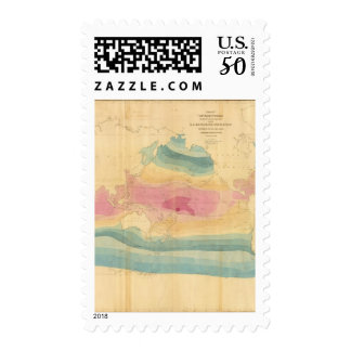 World Map Postage