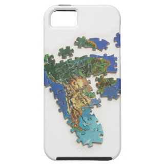 World Map, South America 2 iPhone SE/5/5s Case