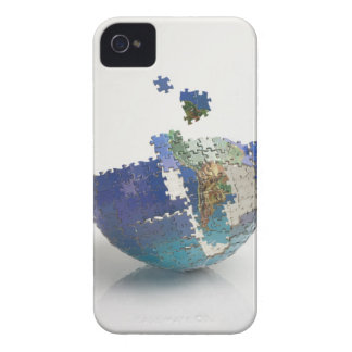 World Map, South America iPhone 4 Cover