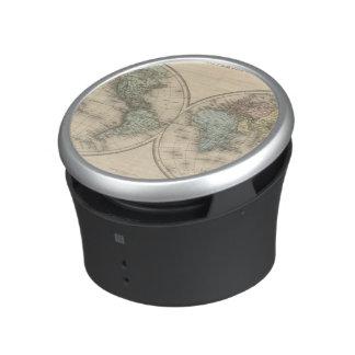 World maps speaker