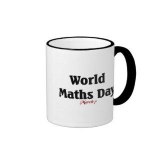 World maths Day Coffee Mug