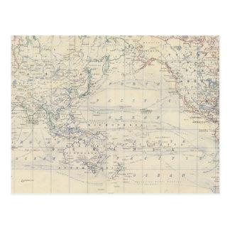 World Mercators project Postcard