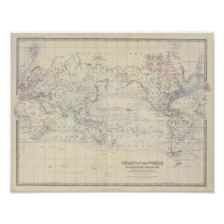 World Mercators project Poster