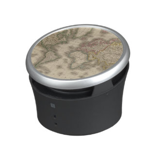 World, Mercator's Projection 2 Bluetooth Speaker