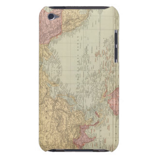 World Mercator's projection 2 iPod Touch Cover