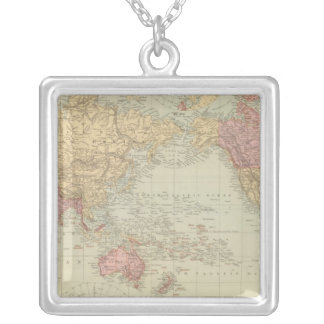 World Mercator's projection 2 Necklaces