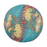 World, Mercator's Projection Baseball