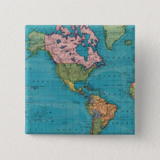 World, Mercator's Projection Button