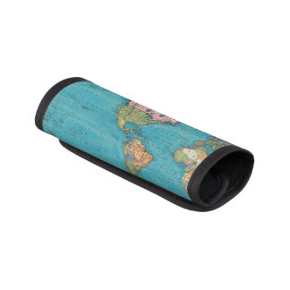 World, Mercator's Projection Handle Wrap