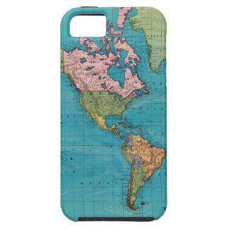 World, Mercator's Projection iPhone SE/5/5s Case
