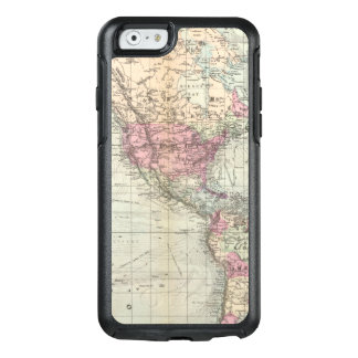 World, Mercator's projection OtterBox iPhone 6/6s Case