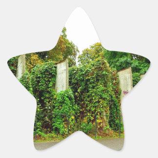 """""""World modern art photographer most famous """" Star Sticker"""
