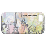 World monuments custom iPhone case iPhone 5 Covers