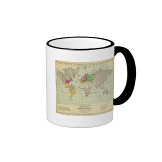 World, Moravia missions Coffee Mug