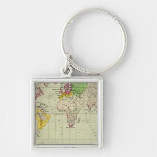 World, Moravia missions Keychain