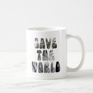 World Coffee Mug