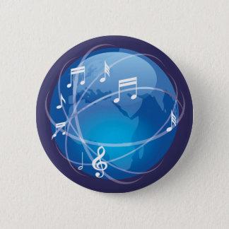 World Music Button