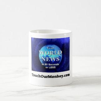 World News, 60 Coffee Mug