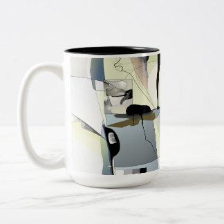 World of appearances Two-Tone coffee mug