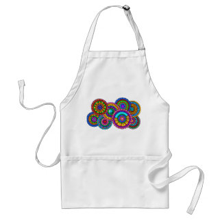 World Of Color Adult Apron