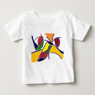 World of Color Baby T-Shirt