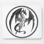 World OF Dragon Mouse Pad