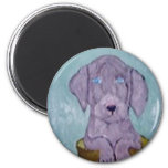 world of eric dogs land refrigerator magnets