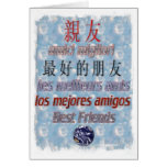 World of Friends Greeting Cards