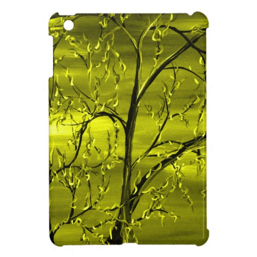World of Green iPad Mini Cover