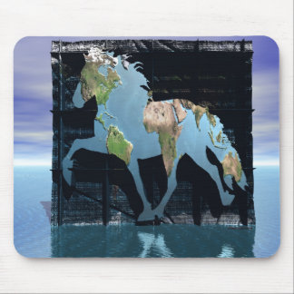 World of Icelandic's Mouse Pad