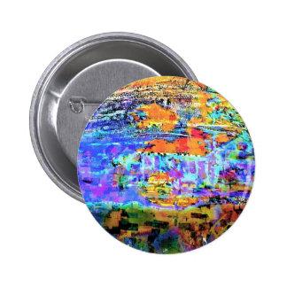 World Of Joy Pinback Button