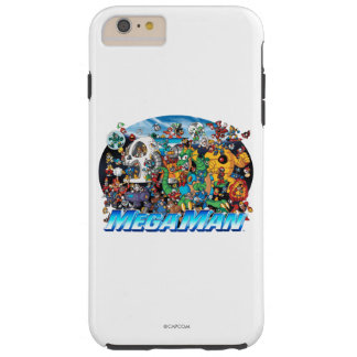 World of Mega Man 2 Tough iPhone 6 Plus Case