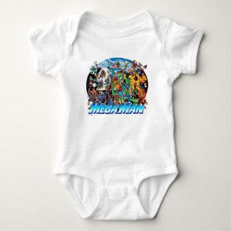 World of Mega Man Baby Bodysuit