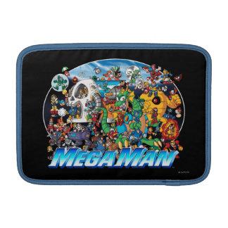 World of Mega Man MacBook Sleeve
