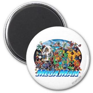 World of Mega Man Magnet