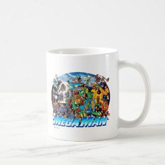 World of Mega Man Coffee Mugs