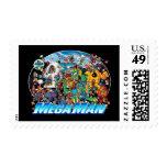 World of Mega Man Postage