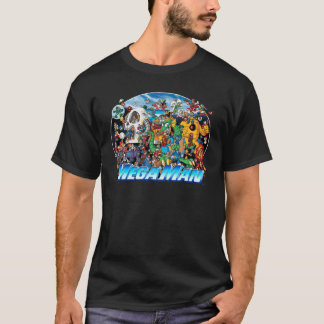 World of Mega Man T-Shirt