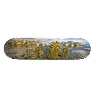 World of Midas Skateboard Deck